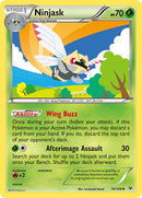 Ninjask - 10/108 - Roaring Skies - Card Cavern