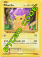 Pikachu Power Theme Deck - XY Evolutions - PTCGO Code - Card Cavern