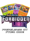 Forbidden Light Prerelease Kit - 1 of 4 promos - PTCGO Code - Card Cavern