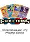 Evolutions Prerelease Kit - 1 of 4 promos - PTCGO Code - Card Cavern