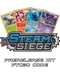 Steam Siege Prerelease Kit - 1 of 4 promos - PTCGO Code - Card Cavern