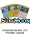 Sun and Moon Prerelease Kit - 1 of 4 promos - PTCGO Code - Card Cavern