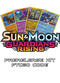 Guardians Rising Prerelease Kit - 1 of 4 promos - PTCGO Code - Card Cavern