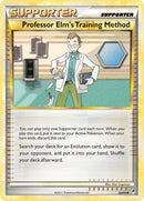 Professor Elm's Training Method - 82/95 - Call of Legends - Card Cavern
