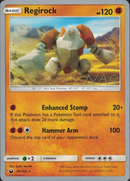 Regirock - 80/168 - 2018 World Championship - Card Cavern