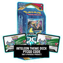 Inteleon Theme Deck - Sword & Shield - PTCGO Code - Card Cavern