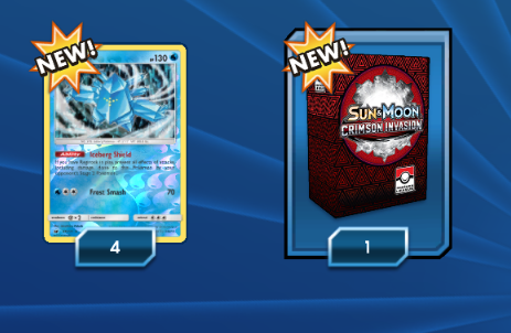 Crimson Invasion League Season 1 PTCGO Code - Card Cavern