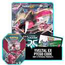 Shiny Kalos Tin: Yveltal EX - Night Prowl Deck - PTCGO Code - Card Cavern