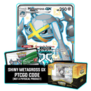 Shiny Metagross GX 157a/145 PTCGO Code - Card Cavern