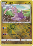 Sliggoo - 93/131 - Forbidden Light - Reverse Holo - Card Cavern