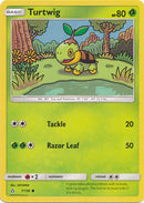 Turtwig - 7/156 - Ultra Prism - Card Cavern