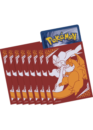 Unbroken Bonds ETB - Charizard & Reshiram - Sleeves and Deck Box PTCGO Code
