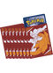 Unbroken Bonds ETB - Charizard & Reshiram - Sleeves and Deck Box PTCGO Code - Card Cavern