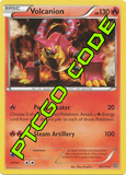 Gears of Fire Theme Deck - XY Steam Siege - PTCGO Code