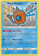 Wash Rotom - 40/156 - Ultra Prism - Card Cavern