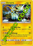 Lightning Loop Theme Deck - Unbroken Bonds - PTCGO Code