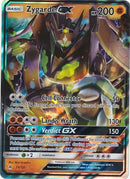 Zygarde GX - 73/131 - Forbidden Light - Card Cavern