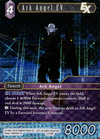 Ark Angel EV - 8-089R - Opus VIII - Foil - Card Cavern