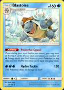 Blastoise - 25/181 - Team Up - Card Cavern