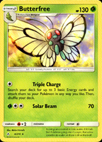 Butterfree - 4/214 - Unbroken Bonds