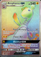 Ampharos GX Hyper Rare - 185/181 - Team Up - Card Cavern