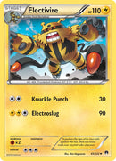 Electivire - 43/122 - BREAKpoint - Card Cavern