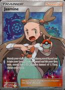 Jasmine Full Art - 177/181 - Team Up - Card Cavern