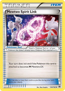 Mewtwo Spirit Link - 144/162 - BREAKthrough - Card Cavern