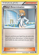 Misty's Determination - 104/122 - BREAKpoint - Card Cavern