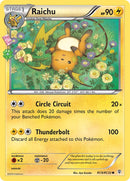Raichu - RC9/RC32 - Generations: Radiant Collection - Card Cavern