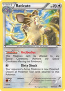 Raticate - 88/122 - BREAKpoint - Card Cavern