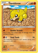 Sandshrew - 75/162 - BREAKthrough - Card Cavern