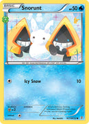 Snorunt - RC7/RC32 - Generations: Radiant Collection - Card Cavern