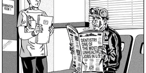 Dentistry: One of Most Unhealthy Jobs