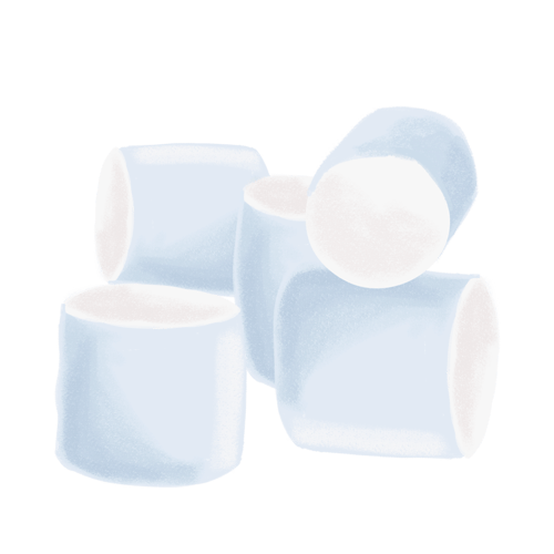Marshmallow Prophy Paste