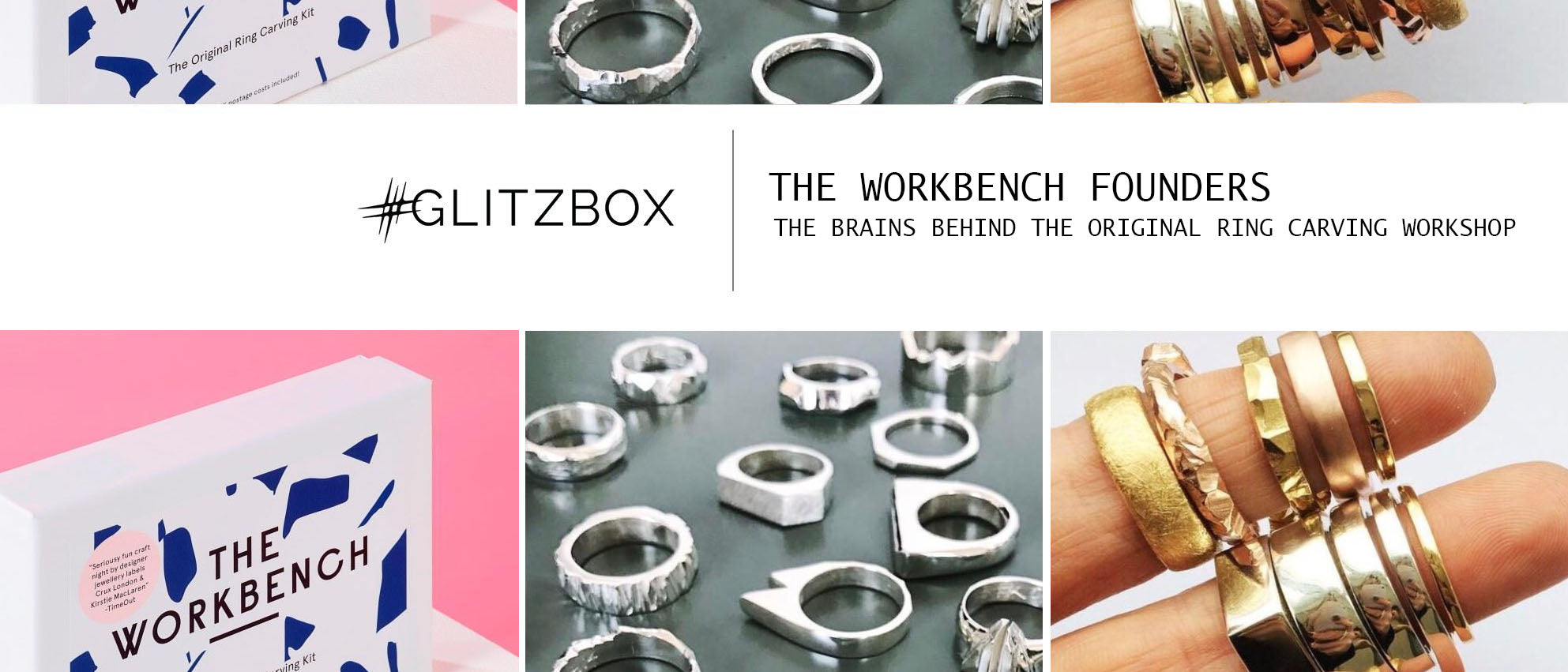 Glitzview: with the founders of The Workbench