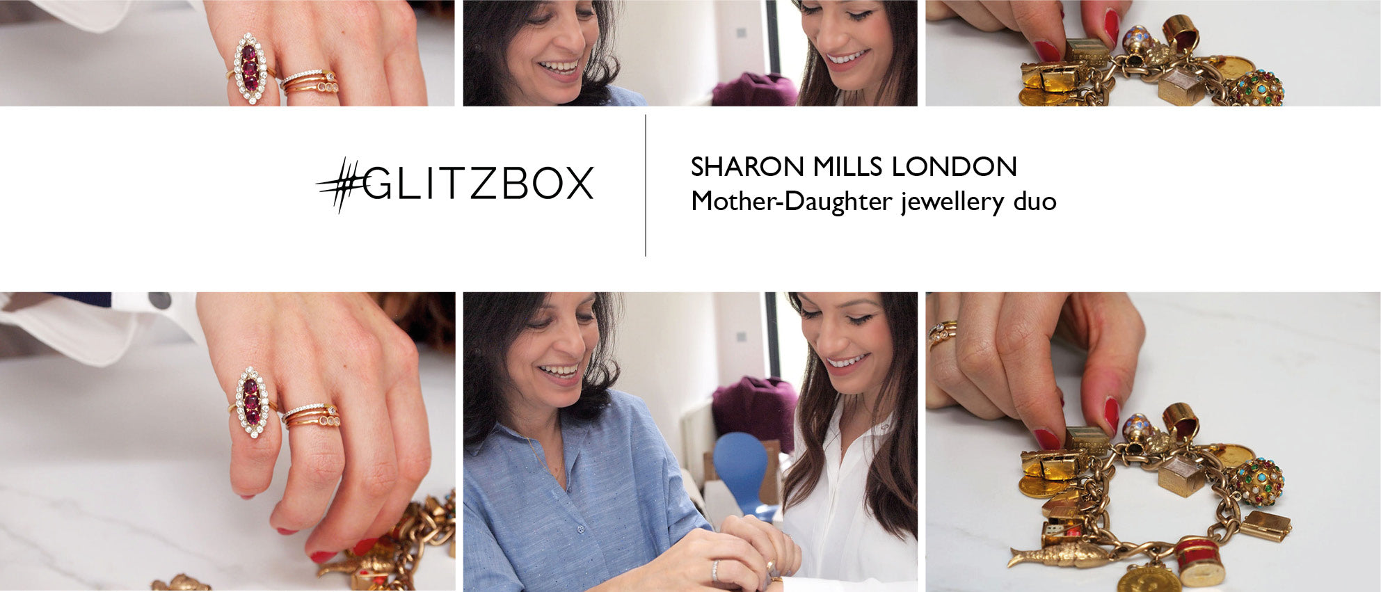 Designer Glitzview: Sharon Mills London