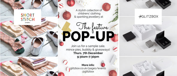 pop up shop jewellery