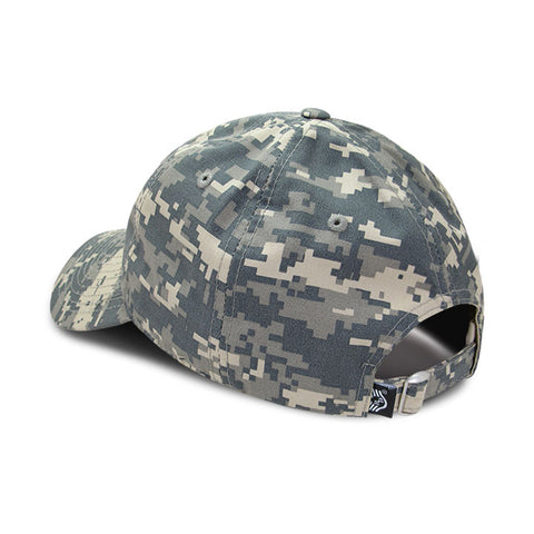 74677f6750839 Relaxed Ripstop USA Flag Dad Hat with Brass Buckle Closure – Zooma Gear