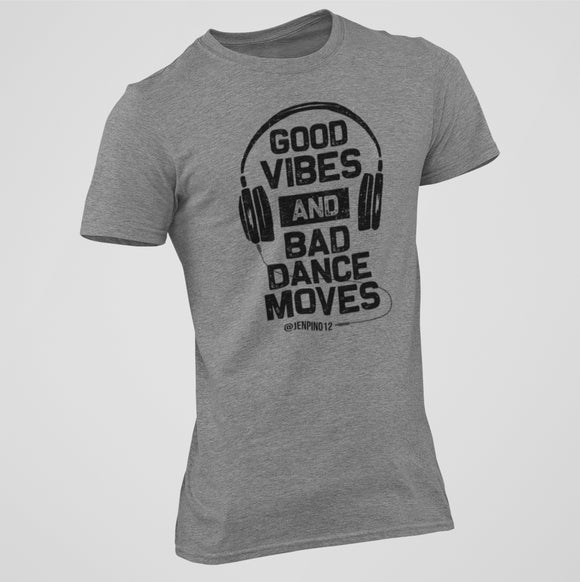 BAD DANCE MOVES GREY