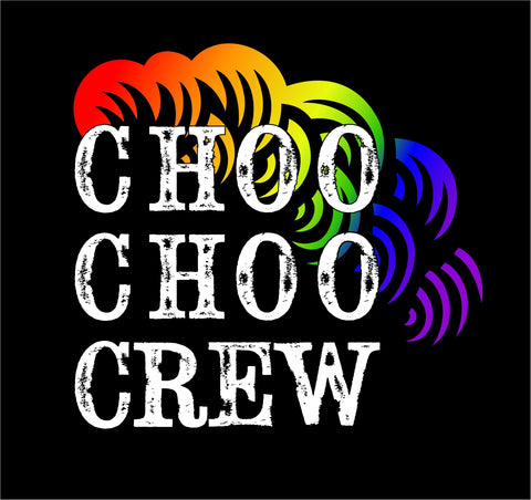 CHOO CHOO CREW DECAL