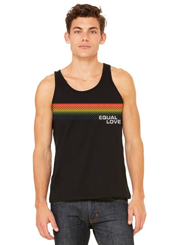 Equal Love Rainbow Tank