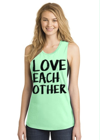 Love Each Other Festival Tank