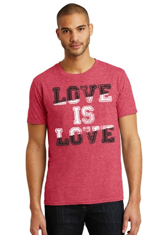 Love is Love Tri-Blend T-shirt