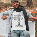 Let Love Grow V-Neck