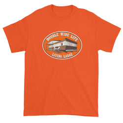 Double Wide Life Oval Short Sleeve T-shirt
