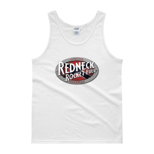 Rebel Redneck Rocket Fuel Tank Top