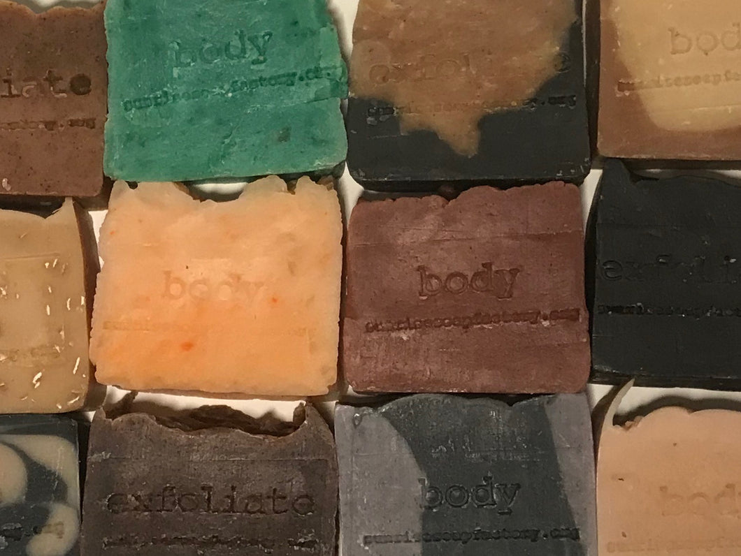 Handcrafted Bar Soaps