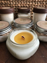 Load image into Gallery viewer, Organic Hemp-Wick Soy Candles