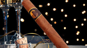 Ring in the New Year with a CUVANA E-Cigar